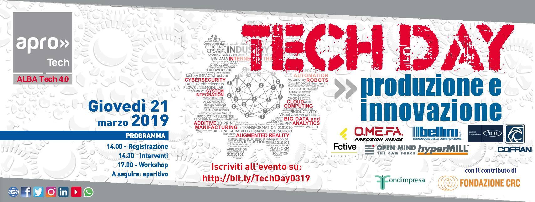 Aprotech tech Day