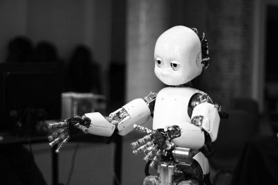 robot icub -new tecnologie
